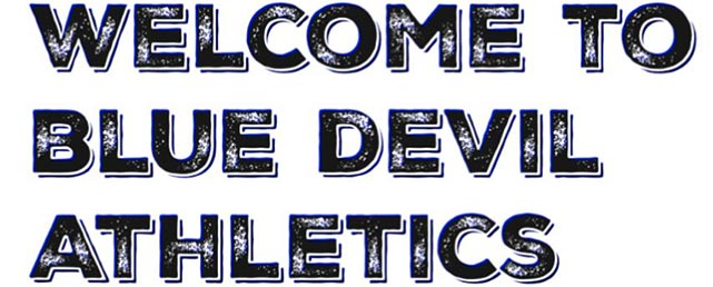 Welcome to Blue Devil Athletics